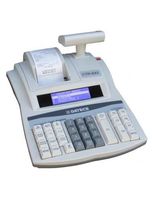 CTR100 Datecs Ταμειακή Μηχανή Citizen