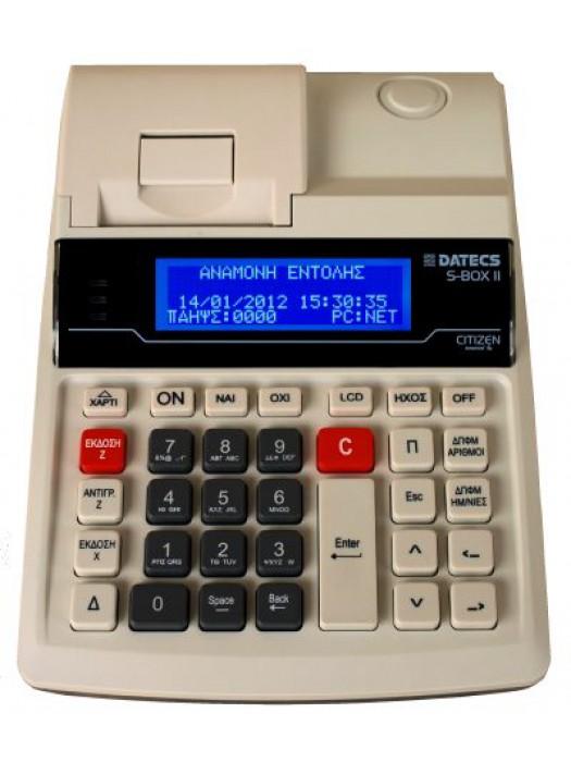 Φορολογικός μηχανισμός ΕΑΦΔΣΣ ΤΥΠΟΥ Α και Β CITIZEN SBOX-IIΙ AFP